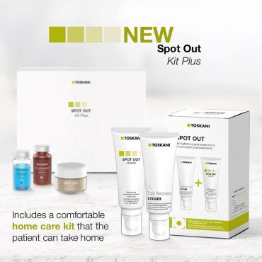 Il nuovo Spot Out Kit Plus