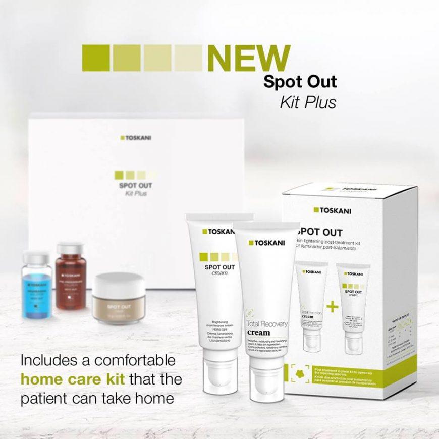 Il nuovo Spot Out Kit Plus